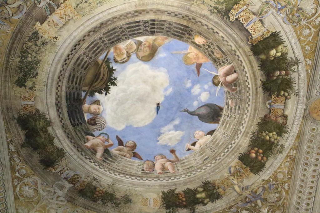 Camera degli Sposi - Mantova