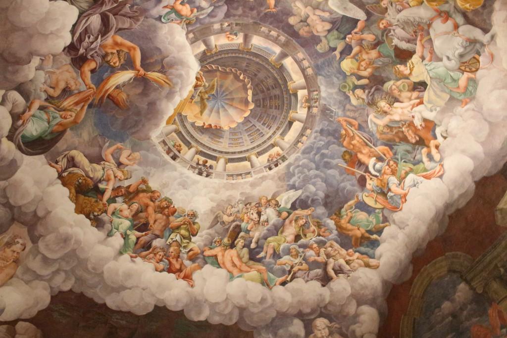 Sala dei Giganti - Palazzo Te