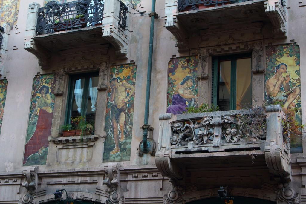 Via Marcello Malpighi, Milano