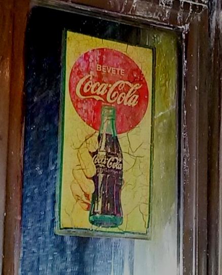 Pubblicità della Coca Cola
