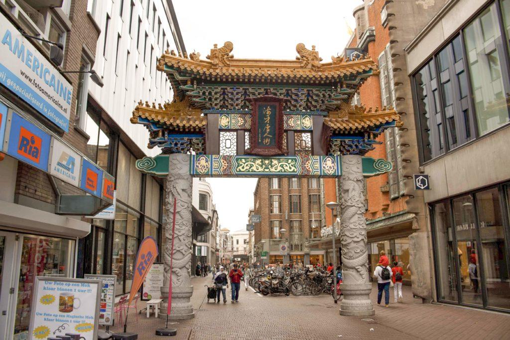 Porta cinese